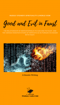 Good and Evil in Faust