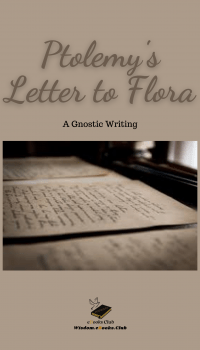 Ptolemy's Letter to Flora