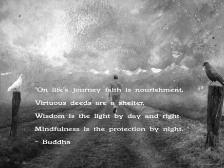 Monk Quotes Wallpaper Mindfulness Wisdomhigh
