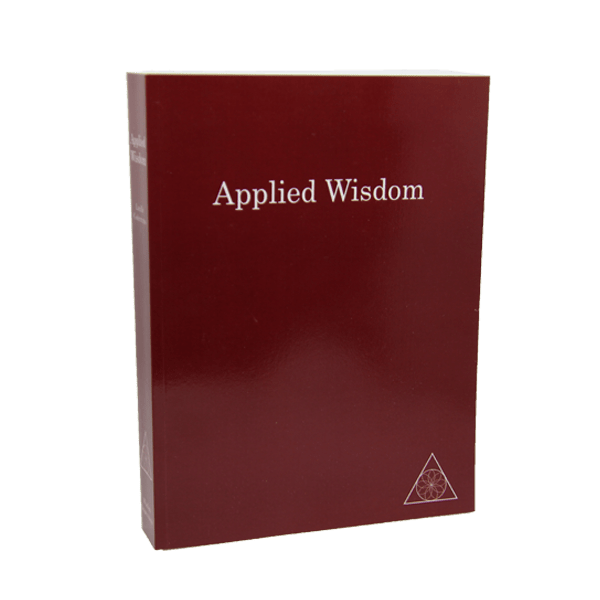 Applied Wisdom Single Volume Edition by Lucille Cedercrans