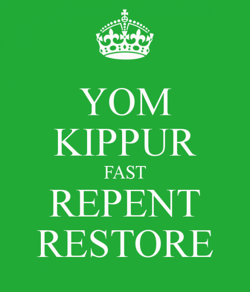 Did You Know Why We Fast On Yom Kippur Wisdom In Torah