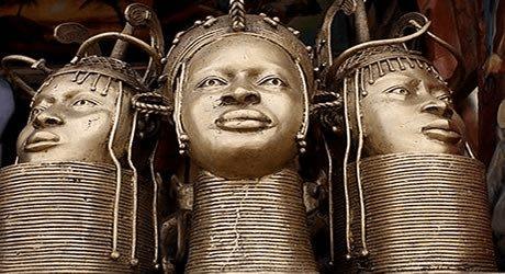 mind maps of history: Kingdom of Benin