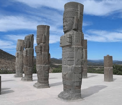 digital history of the Americas | the Toltec civilization