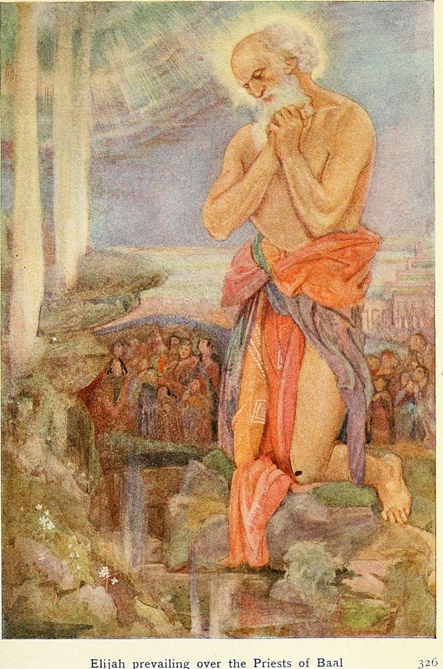 digital history of Judaism | prophets of ancient Judea
