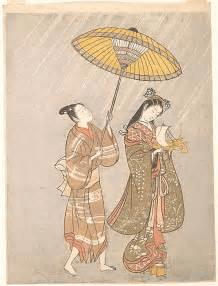 Edo Period woodblock prints
