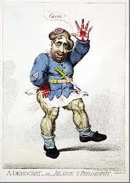 France 18th century: power