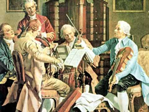 digital history of the Enlightenment | classical music