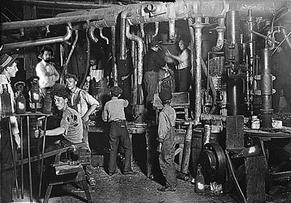 working conditions in the Industrial Revolution