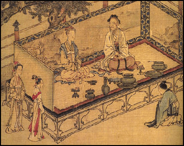 society in ancient China