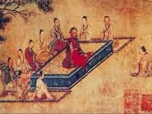 digital history of China | Confucianism: morality