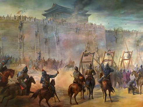 digital history of China | Warring States
