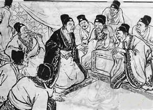 digital history of China| Former Han Dynasty