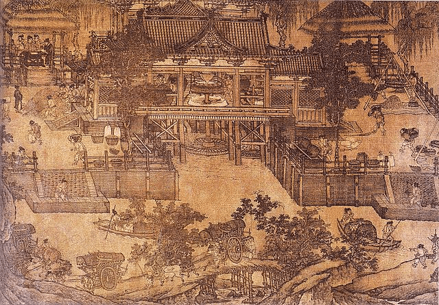 trade in the Song dynasty