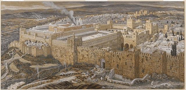 digital history of the Near East | Temple of Jerusalem
