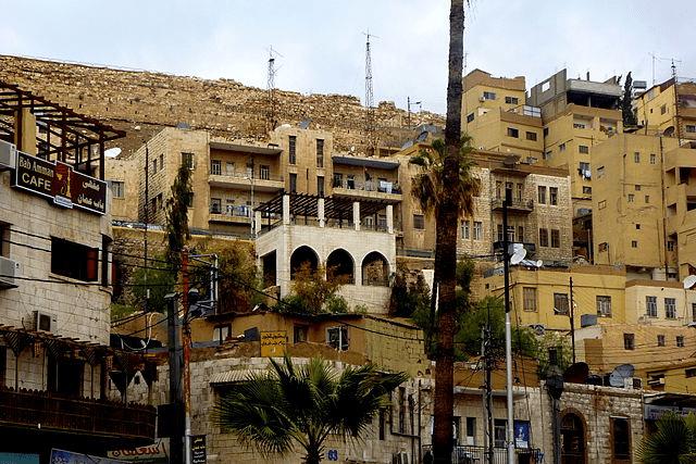digital history of the Middle East | Jordan