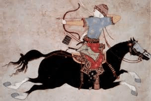 power in the Mongol empire