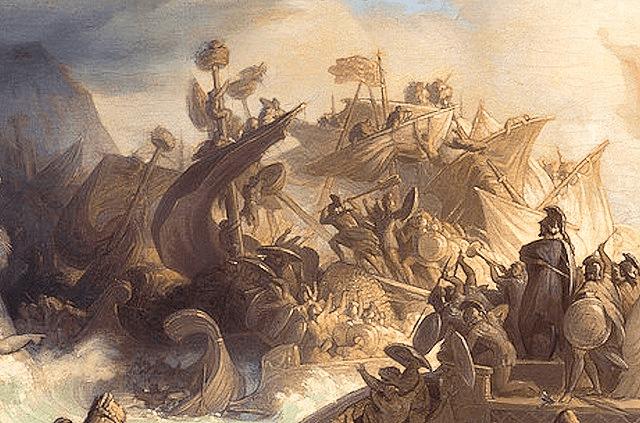 Persian Wars   Battle of Salamis