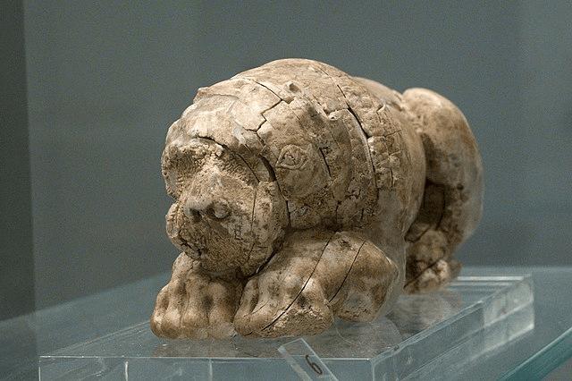 digital history of Mycenae