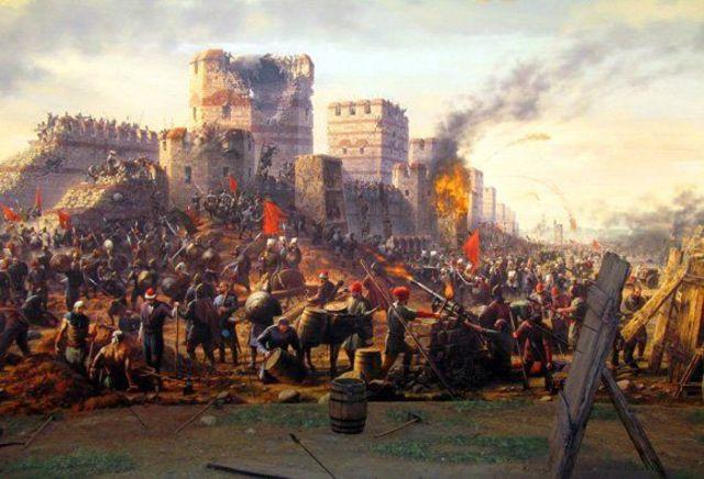 power in the Carolingian Empire | disintegration