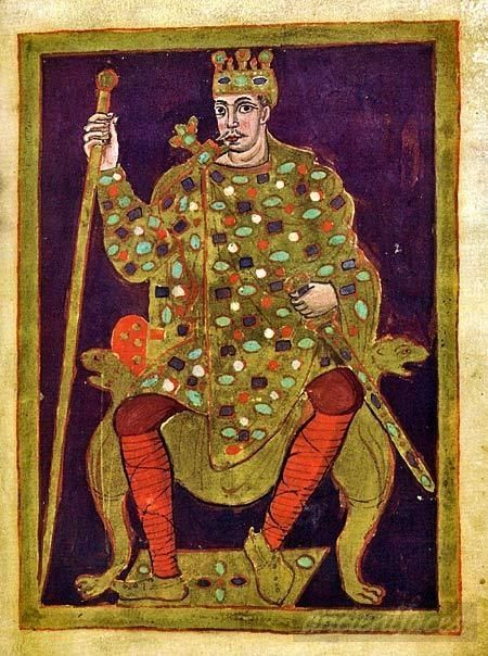 digital history of the Middle Ages | Carolingian Empire