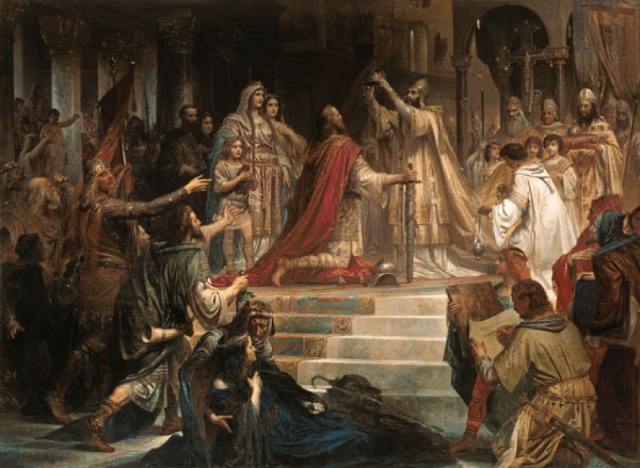 power in the Carolingian Empire | expansion