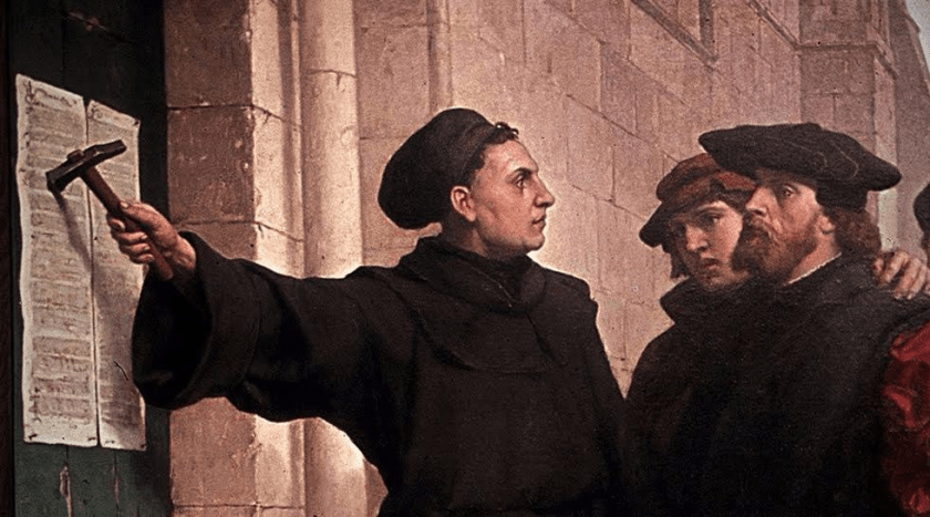 digital history of the Reformation