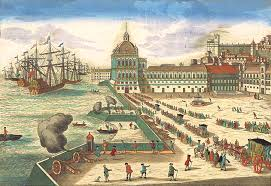 digital history 17th century West | economy