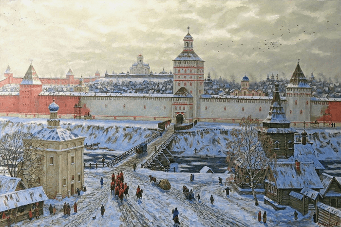 Russia 18th century