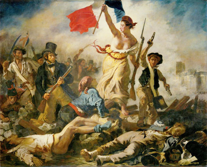 digital history of the French Revolution | culture