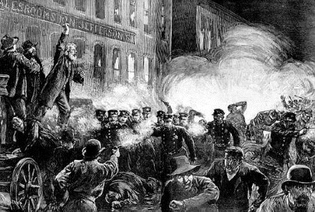 labor movements in the Industrial Revolution