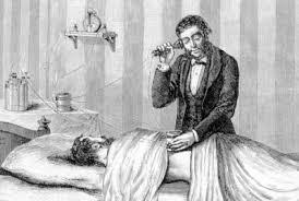 digital history of the West 1850-1871 | medicine