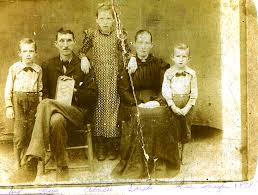 digital history of the West 1871-1894   family