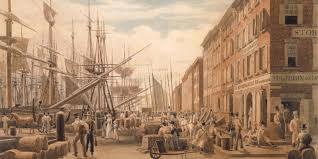 digital history of the American Revolution | economy