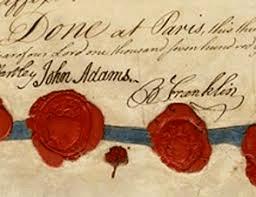 digital history of the American Revolution | peace