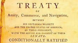 digital history of the American Revolution  | Jay's Treaty