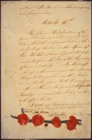 digital history of the American Revolution  | jay's Treaty | ratification