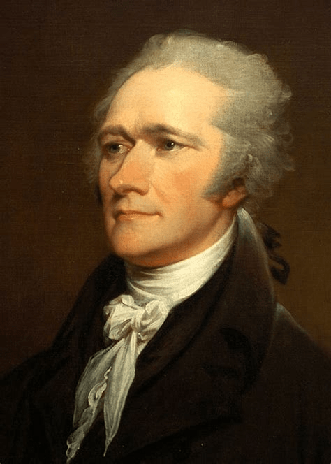 digital history of America 1782-1800 | Alexander Hamilton