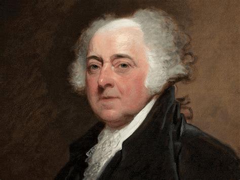 digital history of America 1782-1800 | John Adams