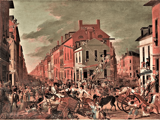 digital history of America 1782-1800 | constitutional debate | New York