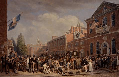 digital history of America 1800-1815