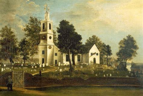 religion in America 1800-1815