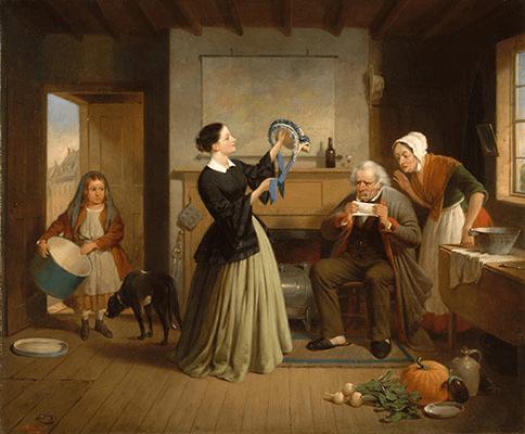 digital history of America 1815-1830 | society