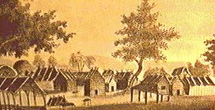 digital history of America 1850-1860 | communities