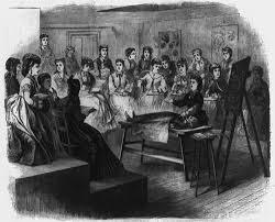 society America 1830-1850 | education