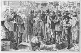 society America 1830-1850 | public health
