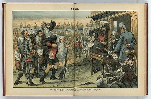 digital history of America 1850-1860 | sectionalism
