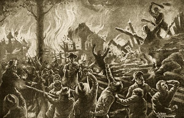 digital history of America 1850-1860  | Bleeding Kansas
