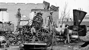 digital history of the Civil War | economy