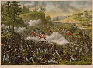 digital history of the Civil War | Western theater