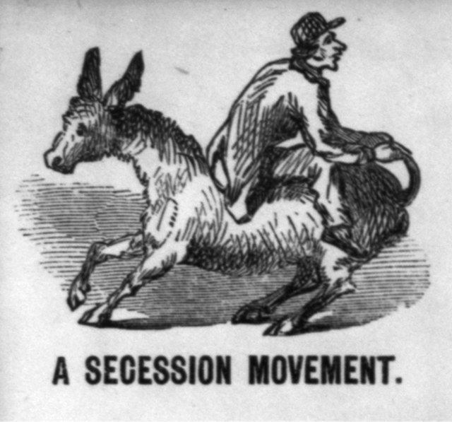 digital African American history | secession